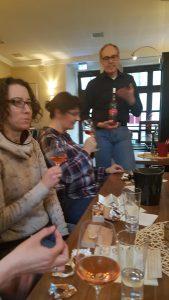 Stadtführung 4er Weinprobe