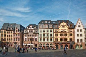 Mainz Domplatz